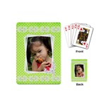 Little girl Mini Playing Cards - Playing Cards (Mini)