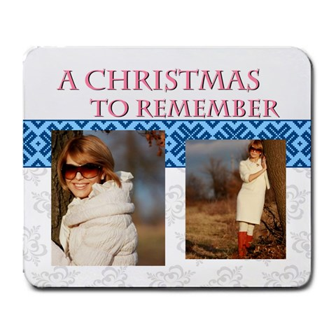 Christmas By May   Large Mousepad   Cxiaykb1n303   Www Artscow Com Front