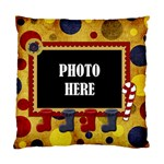 Lone Star Holiday 1 Sided Cushion - Standard Cushion Case (One Side)