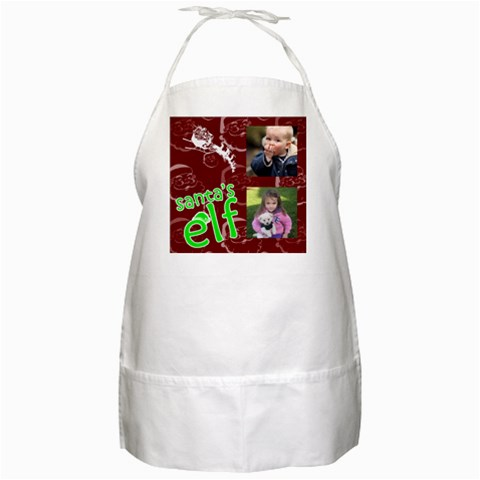 Christmas Collection  By Picklestar Scraps   Bbq Apron   Hp5n4mrfubcw   Www Artscow Com Front