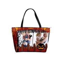 Halloween By Joely   Classic Shoulder Handbag   Ofzgvfwugnu5   Www Artscow Com Front