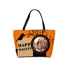 Halloween By Joely   Classic Shoulder Handbag   J2z3ixj2k7u9   Www Artscow Com Back