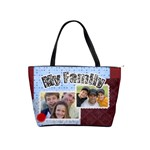 family - Classic Shoulder Handbag