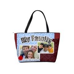 Family By Joely   Classic Shoulder Handbag   3u5pdrbeqyya   Www Artscow Com Back
