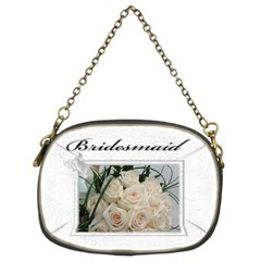 Bridesmaid (2 Sided ) Purse By Deborah   Chain Purse (two Sides)   Akzkpo6ua1cp   Www Artscow Com Front