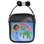 Unicorn Girl Sling Bag - Girls Sling Bag