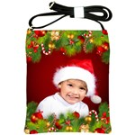 Christmas Sling Bag - Shoulder Sling Bag