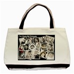 collageframe bag babies - Basic Tote Bag