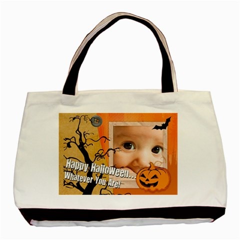 Halloween By Joely   Basic Tote Bag   Ojbnmtffibe9   Www Artscow Com Front