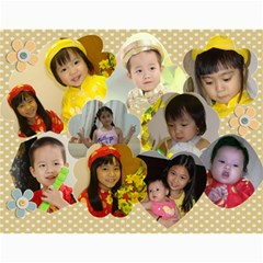 2012 Calendar By Trinh   Wall Calendar 11  X 8 5  (12 Months)   A485ri1x2kxh   Www Artscow Com Month
