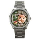 christmas - Sport Metal Watch