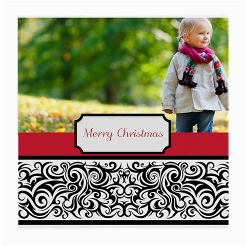 Christmas By May   Medium Glasses Cloth   Pkmkzc8z0dip   Www Artscow Com Front