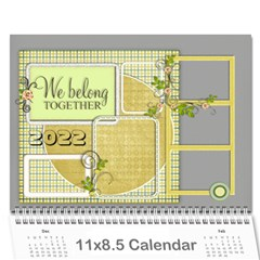 2015 Love Actually Calendar By Angel   Wall Calendar 11  X 8 5  (12 Months)   1fcm8px72hh6   Www Artscow Com Cover