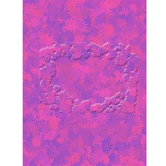 Purple And Pink Flower Card By Add In Goodness And Kindness   Greeting Card 4 5  X 6    Mnkzi6lvo7bu   Www Artscow Com Back Cover