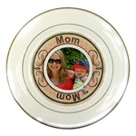 Mom Porcelain Plate