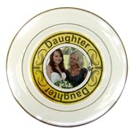 Daughter Porcelain Plate