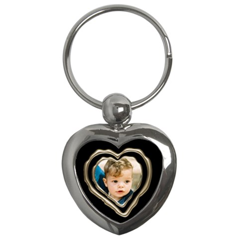 You Are In My Heart Key Chain By Deborah   Key Chain (heart)   A81cpznpvtcr   Www Artscow Com Front