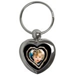 You are in my Heart Key Chain - Key Chain (Heart)