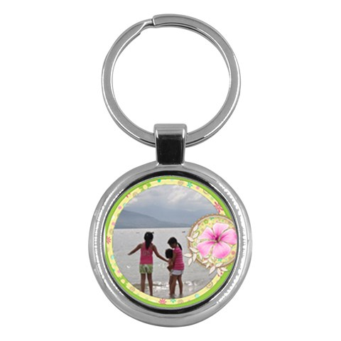 Keychain   Best Of Friends 2 By Angel   Key Chain (round)   Eme4v3qq5uoy   Www Artscow Com Front