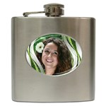 My sweetheart Hip Flask - Hip Flask (6 oz)