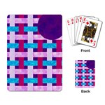 Playing Card Weave - Playing Cards Single Design