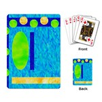 Playing Card Retro Color - Playing Cards Single Design