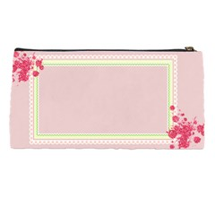 Pink Sparkle By Carolyn   Pencil Case   Kcp531lw7zz9   Www Artscow Com Back