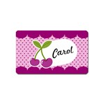 Cherry Magnet 01 - Magnet (Name Card)