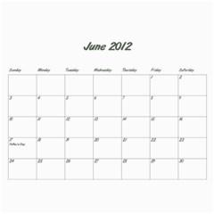 Rayhons Calendar 2011 By Alecia    Wall Calendar 11  X 8 5  (12 Months)   578nzlgmagmb   Www Artscow Com Jun 2012