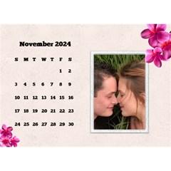Happy Pink 2017 Desk Calendar By Deborah   Desktop Calendar 8 5  X 6    Kg4nta7adt1z   Www Artscow Com Nov 2017