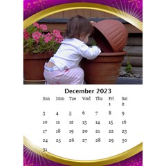 Desktop Calendar With Class (6x8 5) By Deborah   Desktop Calendar 6  X 8 5    1a0p27ni66fu   Www Artscow Com Dec 2018