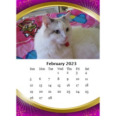 Desktop Calendar With Class (6x8 5) By Deborah   Desktop Calendar 6  X 8 5    1a0p27ni66fu   Www Artscow Com Feb 2018