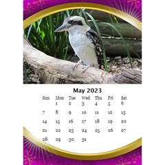 Desktop Calendar With Class (6x8 5) By Deborah   Desktop Calendar 6  X 8 5    1a0p27ni66fu   Www Artscow Com May 2018