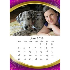 Desktop Calendar With Class (6x8 5) By Deborah   Desktop Calendar 6  X 8 5    1a0p27ni66fu   Www Artscow Com Jun 2018