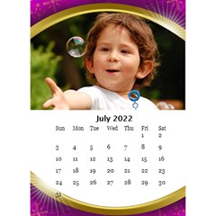 Desktop Calendar With Class (6x8 5) By Deborah   Desktop Calendar 6  X 8 5    1a0p27ni66fu   Www Artscow Com Jul 2018