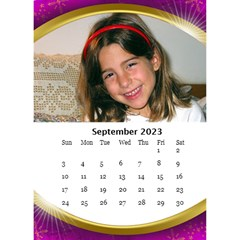 Desktop Calendar With Class (6x8 5) By Deborah   Desktop Calendar 6  X 8 5    1a0p27ni66fu   Www Artscow Com Sep 2018