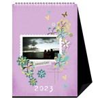 Desktop Calendar 6  x 8.5 : Cherished Memories