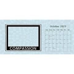 Inspirational Desktop Calendar 11 x5  By Lil    Desktop Calendar 11  X 5    Mxp9e1j7o848   Www Artscow Com Oct 2015