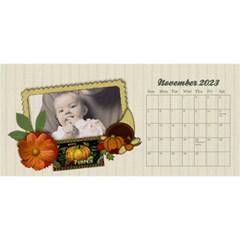 2015 Desktop Calendar 11x5, Family Memories By Mikki   Desktop Calendar 11  X 5    M81hfp3rbrhp   Www Artscow Com Nov 2015