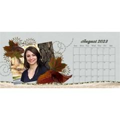 2015 Desktop Calendar 11x5, Family Memories By Mikki   Desktop Calendar 11  X 5    M81hfp3rbrhp   Www Artscow Com Aug 2015