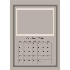 Coffee And Cream 2018 Desktop Calendar (6x8 5) By Deborah   Desktop Calendar 6  X 8 5    1v6wlv4lsup2   Www Artscow Com Oct 2018