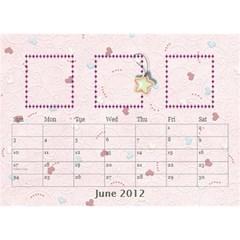 Our Family Desktop Calendar By Daniela   Desktop Calendar 8 5  X 6    Mqbyc94lzojw   Www Artscow Com Jun 2012