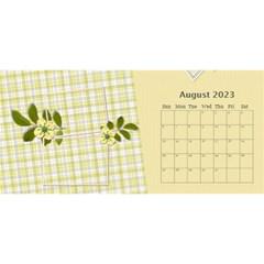 Desktop Calendar 11  X 5  : Flowers Bloom By Jennyl   Desktop Calendar 11  X 5    Efpk1ej6tx14   Www Artscow Com Aug 2016