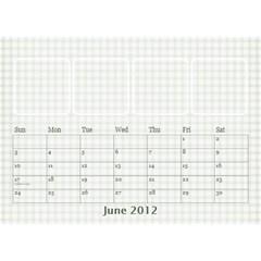 Desk Calendar Gift By Laurrie   Desktop Calendar 8 5  X 6    Zn3aiz886yi9   Www Artscow Com Jun 2012