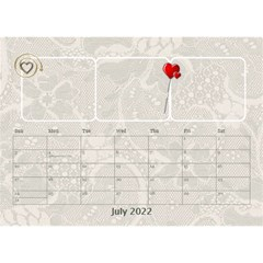 I Love My Family Desktop Calendar 8 5x6 By Lil    Desktop Calendar 8 5  X 6    6py17zofvmre   Www Artscow Com Jul 2015