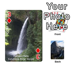 Waterfall Playing Cards By Sjinks Gmail Com   Playing Cards 54 Designs   S4dv572t3iv0   Www Artscow Com Front - Diamond3