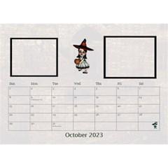 2015 Desktop Calendar 1 By Kim Blair   Desktop Calendar 8 5  X 6    41r3q2vmvv4x   Www Artscow Com Oct 2015