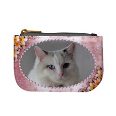 My Little Pearl Mini Coin Purse By Deborah   Mini Coin Purse   42swdx2ssjch   Www Artscow Com Front
