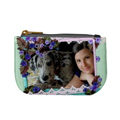 My Picture Perfect Mini Coin Purse By Deborah   Mini Coin Purse   Lznzogyvc69x   Www Artscow Com Front