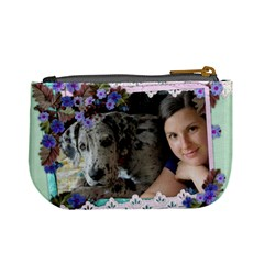 My Picture Perfect Mini Coin Purse By Deborah   Mini Coin Purse   Lznzogyvc69x   Www Artscow Com Back